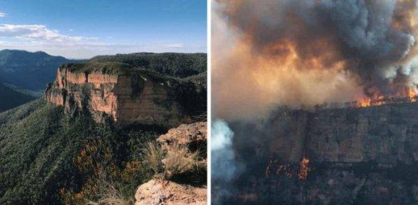 Как пожары преобразили Австралию