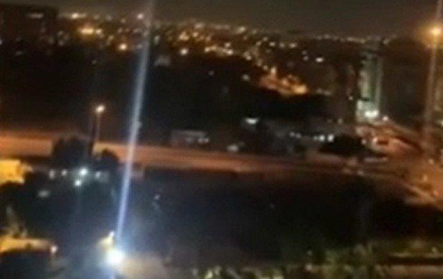Две самодельные ракеты «Катюша» упали в «зеленой зоне» Багдада