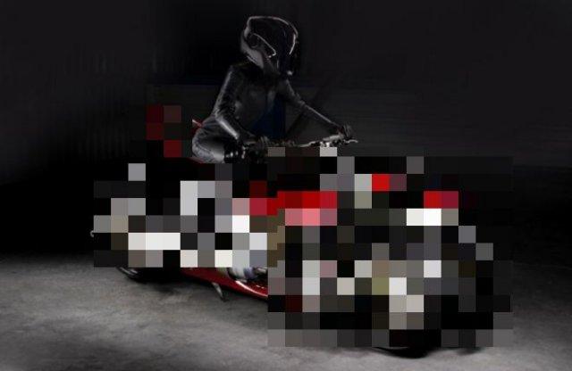 Летающий мотоцикл-трансформер