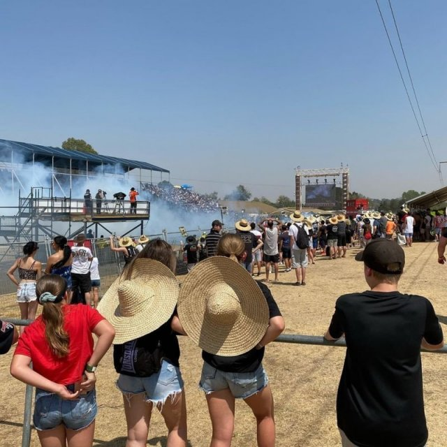 Summernats: ежегодный австралийский автомобильный фестиваль
