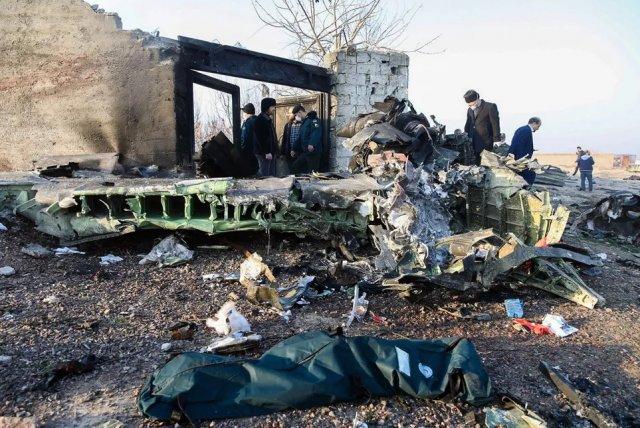 Киев считает, что украинский «Боинг» могли сбить российской ракетой