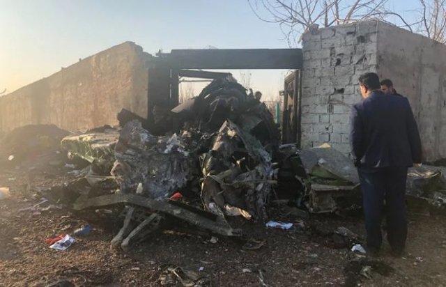 Правительство США считает, что украинский лайнер сбил иранский ЗРК