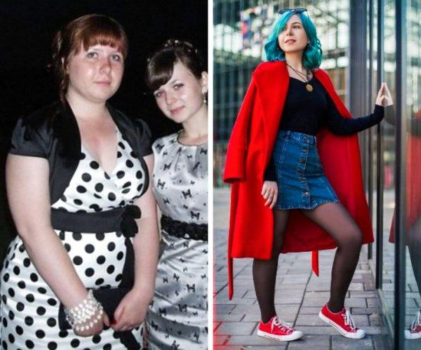 Детки подросли: девушки показали, как они изменились всего за несколько лет