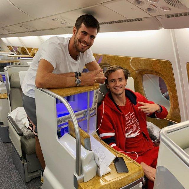 Где и как отдыхают российские спортсмены на каникулах