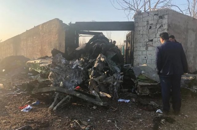 В Иране признались, что случайно сбили украинский Boeing — в стране начались массовые протесты