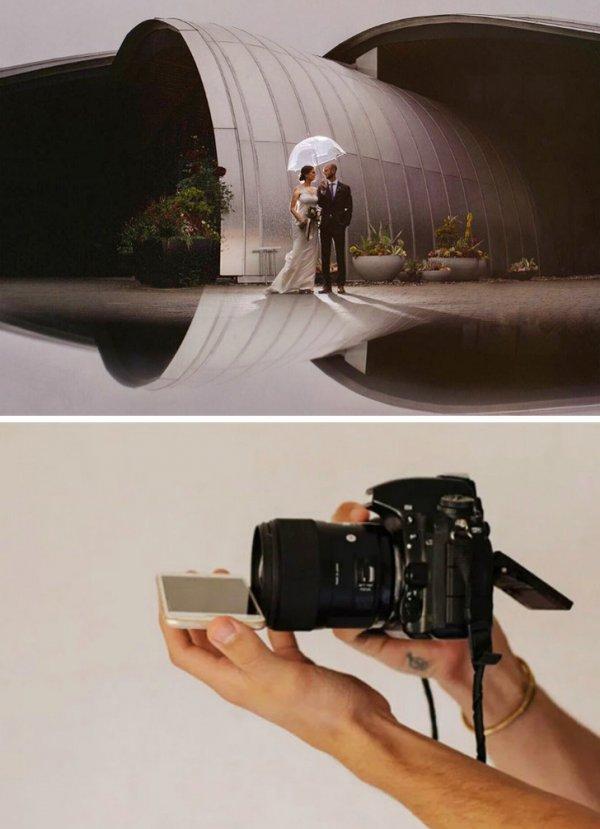 Подборка крутых фото-лайфхаков