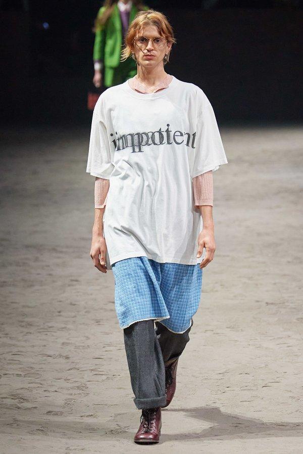 Последний писк моды от Gucci, который немного шокирует
