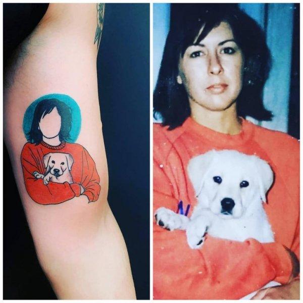 Подборка интересных татуировок со смыслом