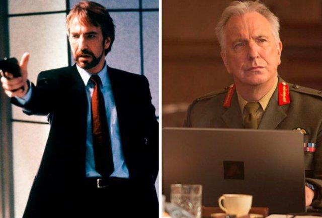 Как изменились актеры за свою длительную карьеру