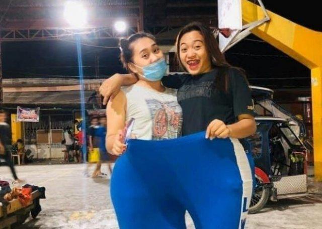 Филиппинцы не растеряли чувство юмора после пробуждения вулкана и показали гуманитарную помощь