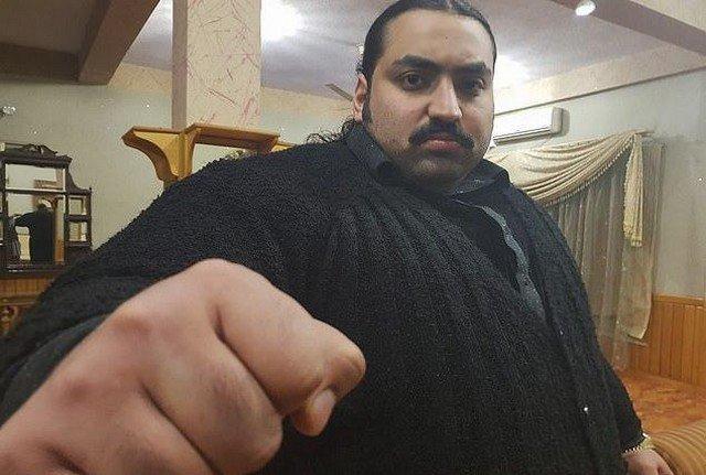 Пакистанский Халк весом 440 килограммов ищет себе жену. И есть ряд условий