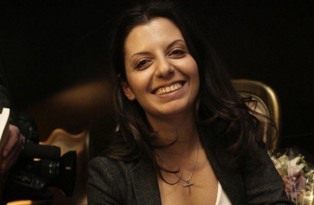 Главный редактор RT Маргарита Симоньян госпитализирована прямо из здания Администрации президента