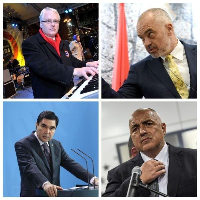 Кем работали мировые лидеры до того, как пришли во власть (10 фото)