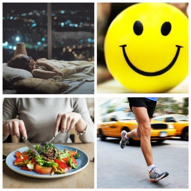 Здоровые привычки для городского человека