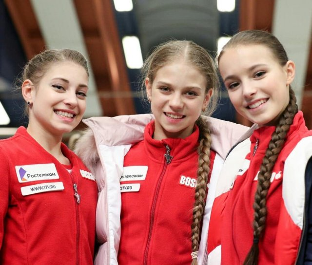 Сборная России завоевала все золото на чемпионате Европы по фигурному катанию