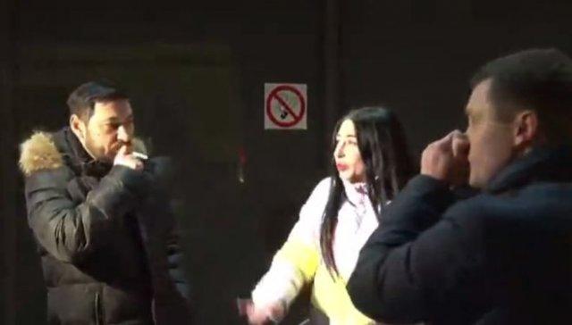 Девушка, испугавшаяся китайцев, остановившихся в гостинице «Арт Москва Войковская»