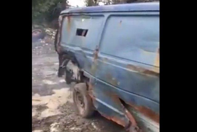 Слишком старый автомобиль