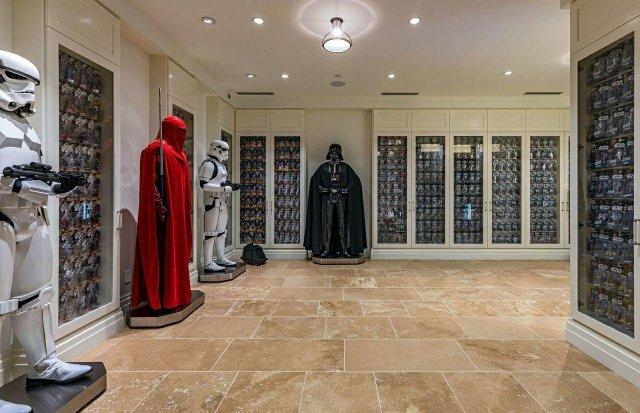 Дом в стиле «Звездных войн» выставили на продажу