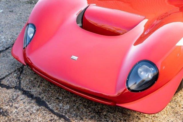 Редчайший 1966 Ferrari Dino Sports Prototype уйдет с молотка