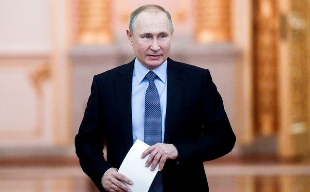 Владимир Путин сказал, что думает о коронавирусе
