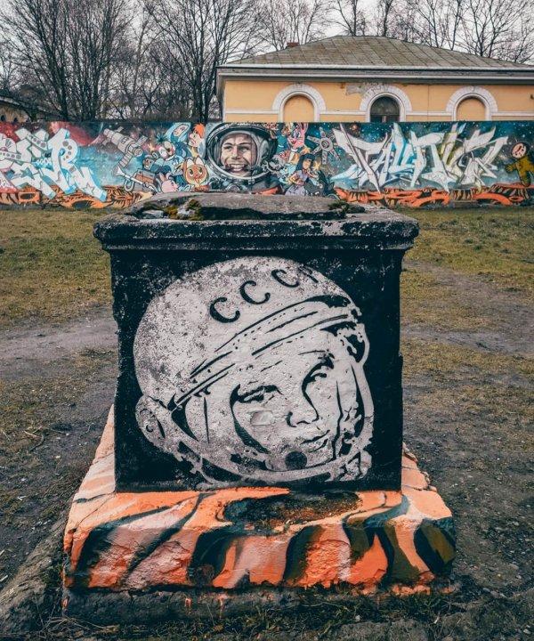 Атмосферные фотографии заброшенных мест Санкт-Петербурга