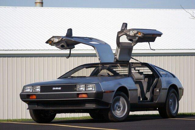 DeLorean возобновляет производство «Машины времени» DMC-12