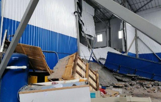 В Орловской области произошел взрыв газа на одном из предприятий — есть погибшие