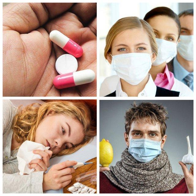 Мифы о гриппе, в которые мы верим (7 фото)