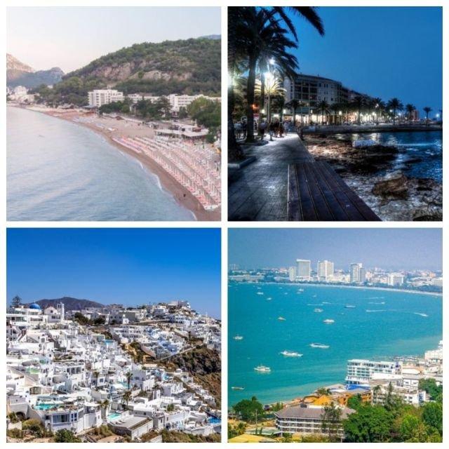 Страны, в которых недвижимость у моря стоит меньше, чем квартира на окраинах наших больших городов (6 фото)