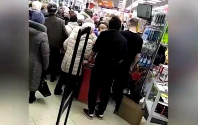 Массовая истерия из-за порошка по 99 рублей