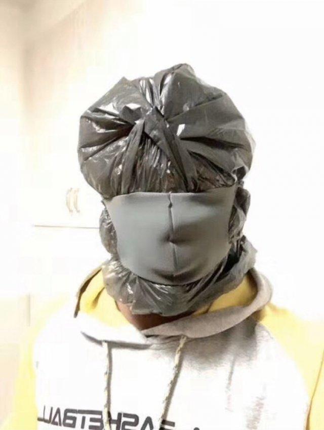 Неординарные способы защиты от коронавируса