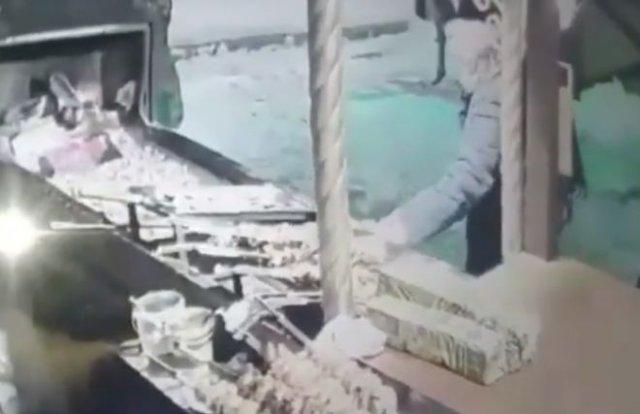Шашлычный воришка из Татарстана