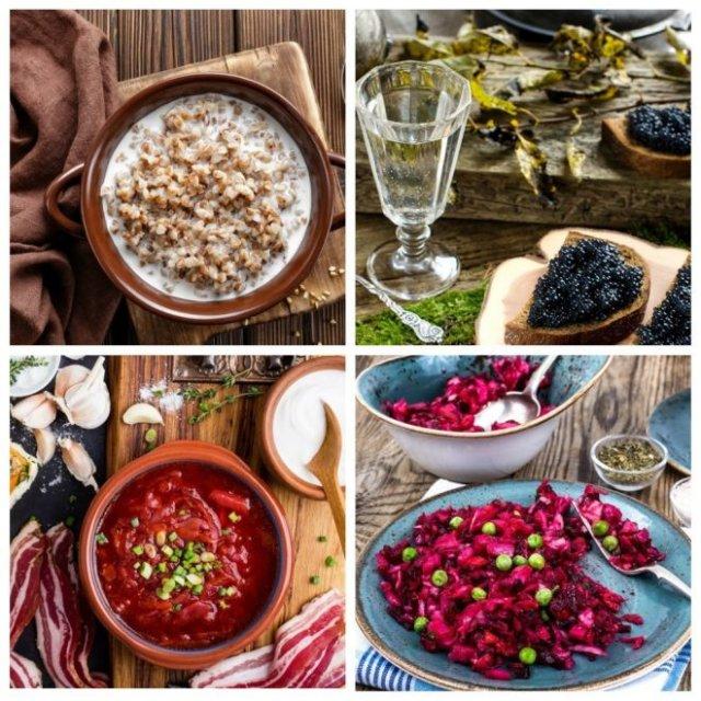 Блюда, которые многие ошибочно считают исконно русскими (7 фото)