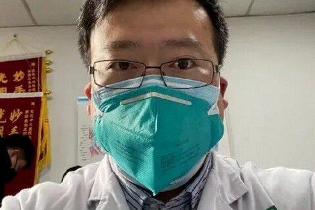 Врач Ли Вэньлян, первый сообщивший о коронавирусе, скончался