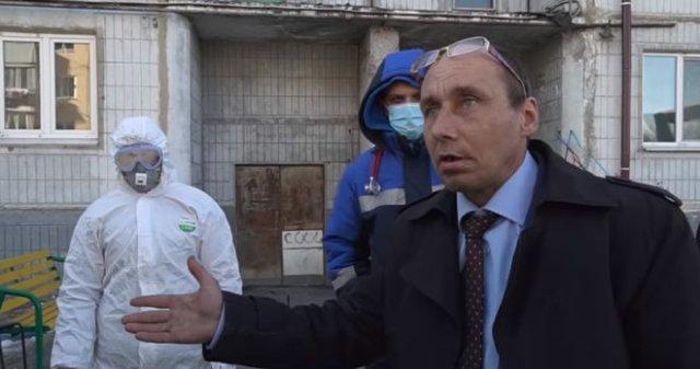 Виталий Наливкин против коронавируса