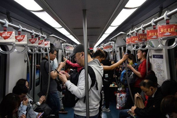 До и после: как из-за коронавируса опустел Китай