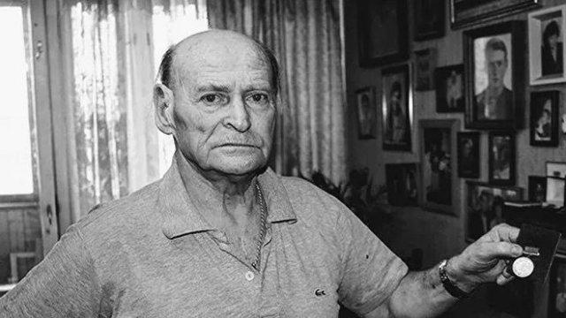 Скончался легендарный советский футболист Валерий Рейнгольд
