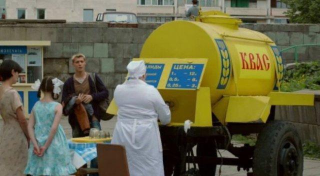 СССР: бочки с квасом, который пили и помнят все