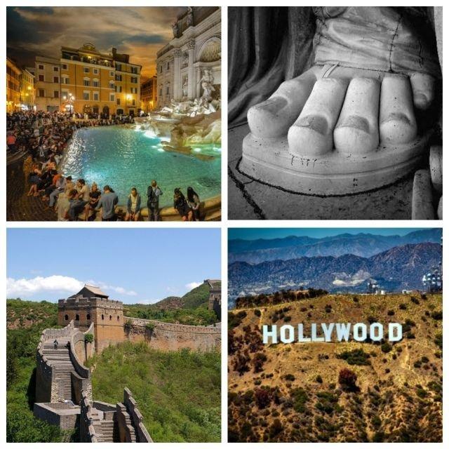 Интересные факты о популярных туристических местах (10 фото)