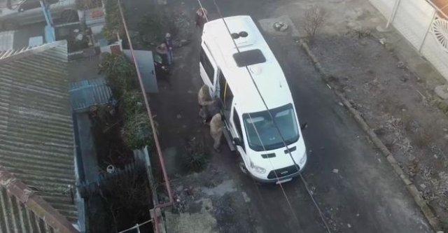 Сотрудники ФСБ задержали в Керчи подростков, которые хотели взорвать школу