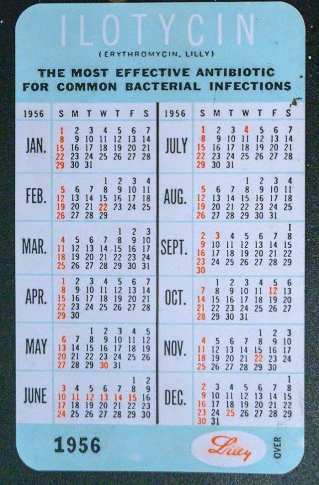 Еще один календарь