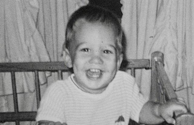 Мэттью Макконахи в детстве
