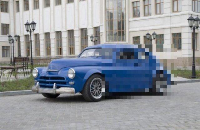 В Пензе сделали купе на базе «Победы»