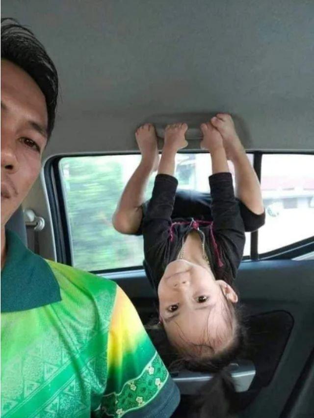 Девочка человек-паук