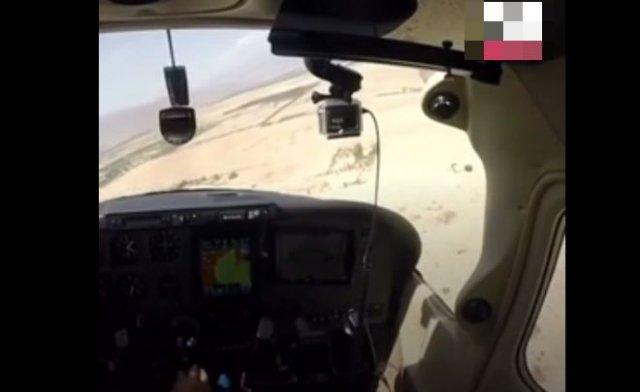 Курсант посадил самолет, когда инструктор потерял сознание