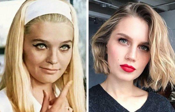 Светлана Светличная и Дарья Мельникова
