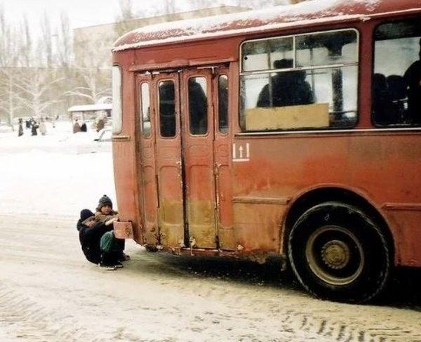 Покатушки за автобусом