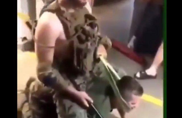 Армия США не сильно отличается от российской