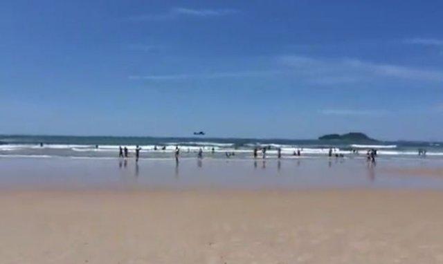 Поплавать прилетел: экстренная посадка самолета на воду