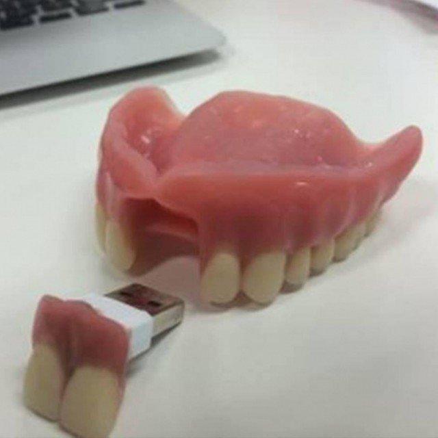 USB  челюсть